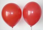Luftballonverkleich der etwas rundere zu standard Ballons