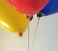 Ballontragstäbe