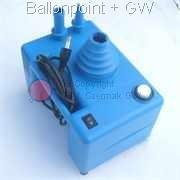 Z-500 Ballon-Aufblas-Automat mit großer Aufblasöffnung für 220 Volt, 50 Hz,