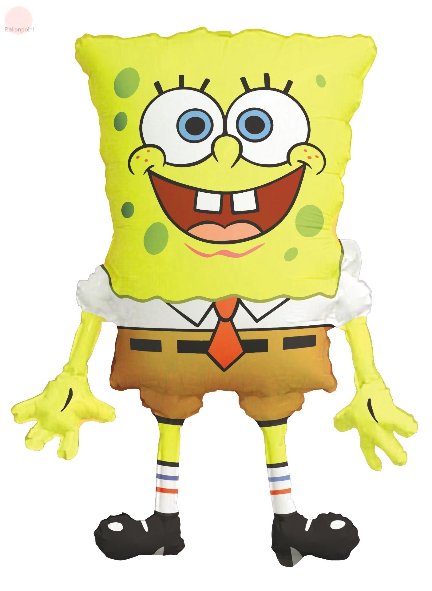 "FOBF071-096725F Non metallic Sponge Bob 71cm(28"") lose unverpackt"