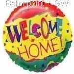 """FOBM045-03575E F240 Folienballon Rund 45cm  (18"""")"""