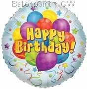 """FOBM045-5105E Folienballon """"Balloon Bunches"""""""