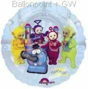 FOBM045-113820E Folienballon Telletubbies mit Lock