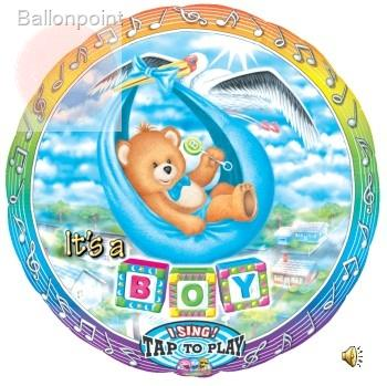 "FOBM072-304201PL 72cm(28"") Singing Balloon"