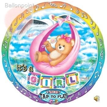 "FOBM072-304301PL 72cm(28"") Singing Balloon"