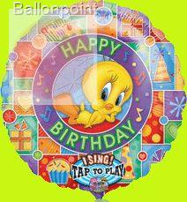 "FOBM072-1290401PL 72cm(28"") Singing Balloon"