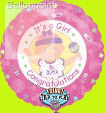 "FOBM072-1290701PL 72cm(28"") Singing Balloon"