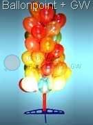 Ball-Tree180 leichter Zerlegbarer Ballonstände
