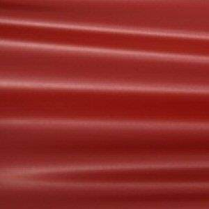 LF080100-M010 LATEX-Folie in Metallic Rot Meterware, Preisangabe je Laufmeter