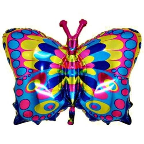 Schmetterling,  Figuren-Folienballon, Form E  ArtKat  F311