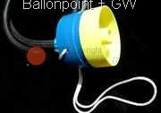 BAVS450-70E valve for Gigantballoons Typ R350 and R450