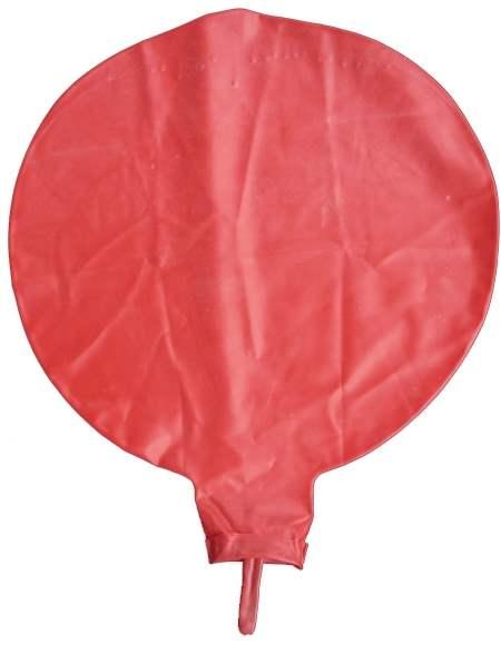 Nato Wetterballon/Pilotballon Ballonfüllstutzen mit Dünnen Hals mit Dünnen Hals, Ballonfarbe nach Auswahl