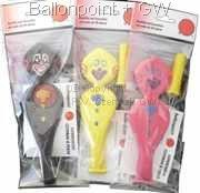 BF12c-055-199-SZ SB Pack with dolly Clown incl. inflator valve and balloon seal, price per ea