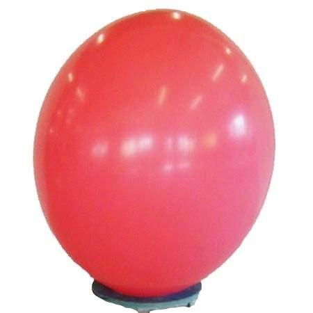 Ø 100cm ROT Rieseneiballon XXL (Ovale-form) Typ RS