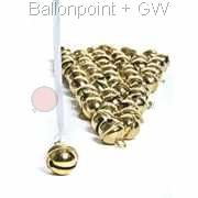 BALL-Glocke, Bell-Weights for foil balloons up to 45cm, price per 10ea