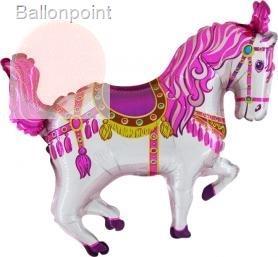 "FOBF080-0092543F circus horse 80cm(32"")  price per ea"