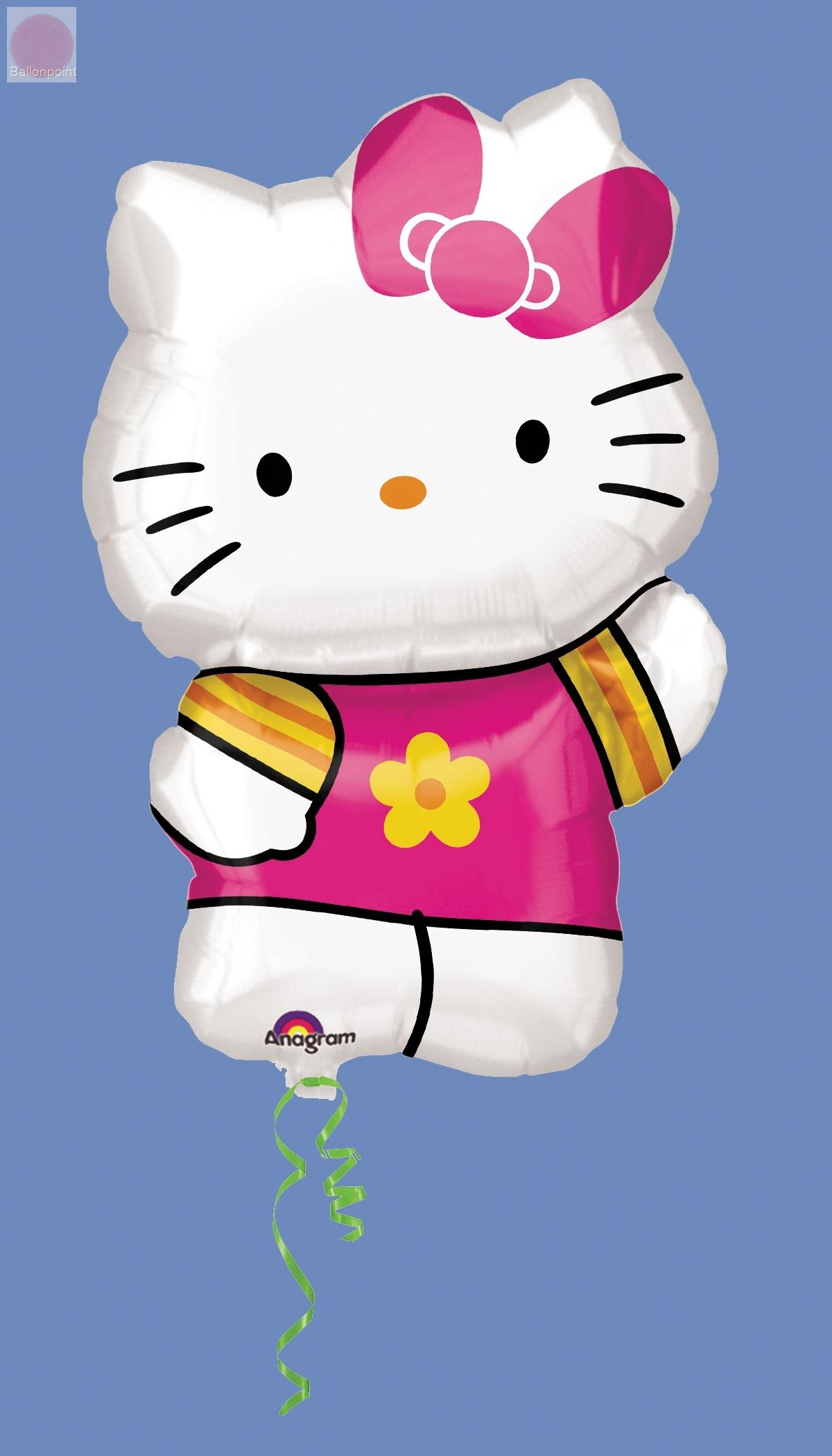 "FOBF063-0635601A Hello Kitty Summer Kitty 41 x 63cm(16x25"") Non metallic"