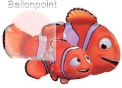 "FOBF048-0923501A Findling Nemo & Freund II 48cm(19"") Folienfigurenballon"