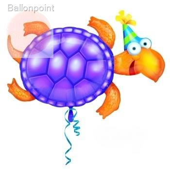 FOBF091-119707E-SB Schildkröte Folienballon
