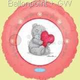 FOBM045-14164E F260 Folienballon Love you