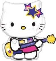 "(#) FOBF069-15765A Rock Star Kitty 61 x 69cm (24""x27"")"
