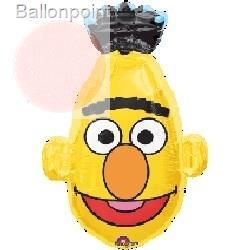 """FOBF063-31117E Sesame Street Ernie Head 43 x 63cm(17x25"""")"""