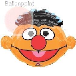 """FOBF058-31118E Sesame Street Ernie Head 58 x 45cm(23x18"""")"""