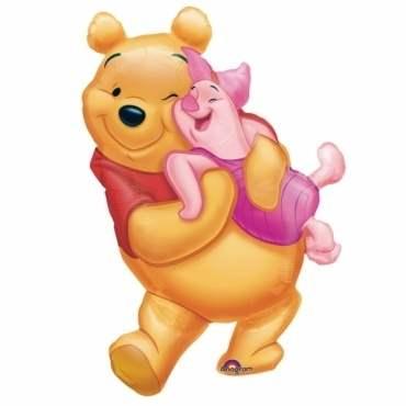 (#) Pooh Hug II, Folien Form II Art.Kat. F322