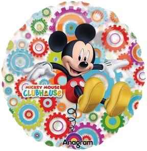 "Mickey See Thru 24"" , N 24inch NON Metallic Folienballon Ø60cm"