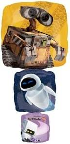 Wall-E, Figuren-Folienballon, Form E  ArtKat  F311