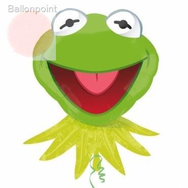 Kermit II, Folien Form II Art.Kat. F312