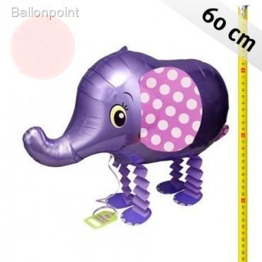 Elefant Airwalker, Elefant 60cm groß, ungefüllt Art.Kat F400