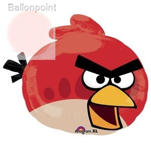 Angry Birds Red Bird II, Shape Form II Art.Kat. F312  Metallic Foilballoons