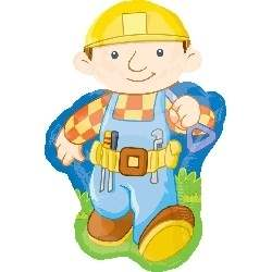 (#) Bob the Builder II, Folien Form II Art.Kat. F322