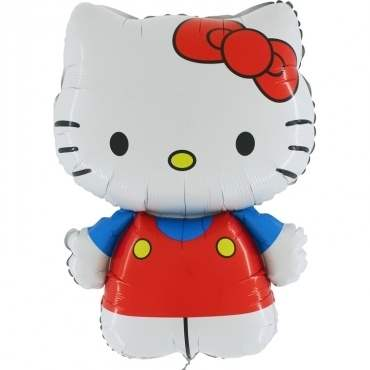 (#) Hello Kitty Rot II, Folien Form II Art.Kat. F322