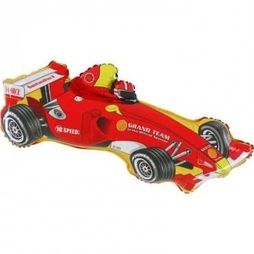 Formel I Auto, Figuren-Folienballon, Form E  ArtKat  F311