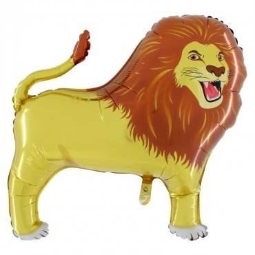 Löwe,  Figuren-Folienballon, Form E  ArtKat  F311