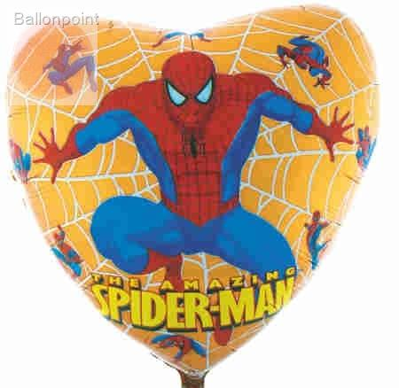 "FOHM045-56361E Spiderman Heards Folienballoon Ø45cm (18"")"