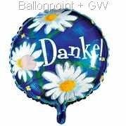 FOBM045-0303BA Folienballon Rund 45cm  (18
