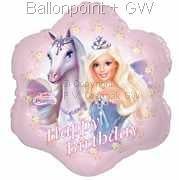 """FOBM045-65525E  Folienballon Rund 45cm  (18"""")"""