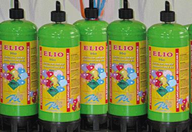 BG-01 Ballongas 1,2 l, (ca. 110 Liter ) Einwegflas