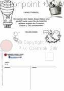 WFK-A1 Balloon card standard Motiv1 with balloon