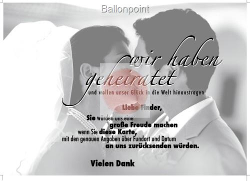 WFK-G2 Balloon card wedding Motiv2