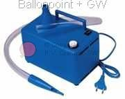 Z-30 Low noise inflator for balloons, same as Z-32(Z-500) but with 300 Watt motor