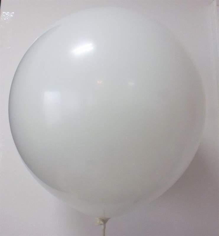 Ø 40cm/16inch, WEISS standard unbedruckt, Modell RR135BP, Farbe Pastel Ø40/45cm , Umfang 130/135cm; Form nahezu Rund
