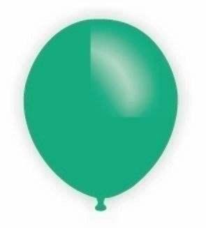 Ø 33cm TÜRKISBLAURundballon Nennweite 33cm/12inch Modell R100T, Preis je 100 Stück
