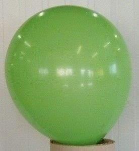 R150 Ø55cm     Grün,  Größe Riesenballon Typ S - unbedruckt