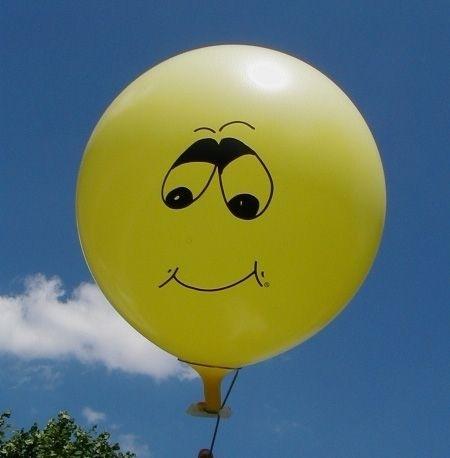 Typ Smiley-Gesicht