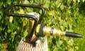 BG-03K+ Ballongasflasche 3L Flasche voll, V=0,5 m3 Kaufflasche mit Eigennummer Heliu  (GA342)
